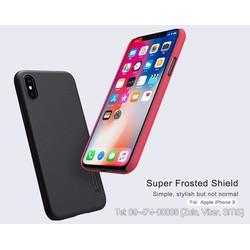 Ốp lưng iPhone X Nillkin sần chính hãng giá rẻ