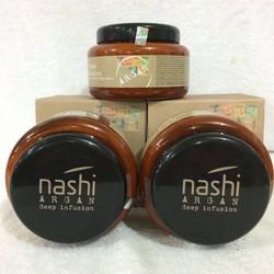 Dầu hấp ủ dưỡng phục hồi Nashi Argan