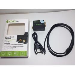 [FREE SHIP] bộ chuyển quang từ optical sang audio chính hãng kiwibox