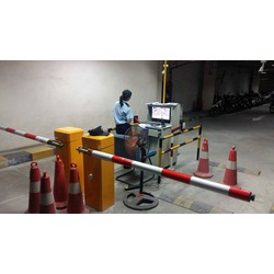 Lắp đặt hệ thống barrie tự động