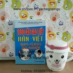 2000 câu giao tiếp Hàn Việt