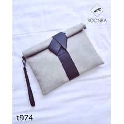 CLUTH CẦM TAY NỮ BOONBA - T974