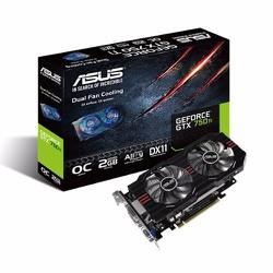 Card ASUS  NVIDIA GeForce GTX 750 Ti, 2GB GDDR5, 128 bits