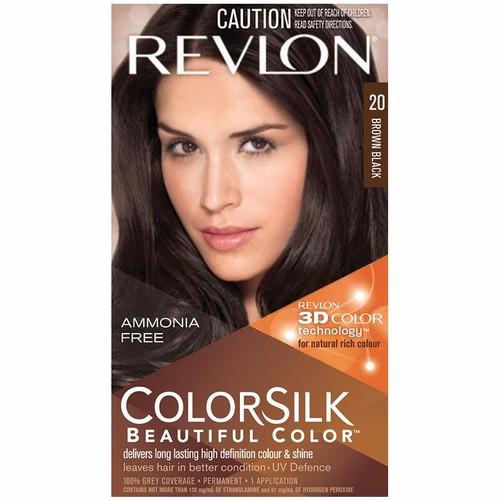 Thuốc Nhuộm Tóc Revlons Colorsilk 20 Nâu đen - 10461773 , 7330141 , 15_7330141 , 94000 , Thuoc-Nhuom-Toc-Revlons-Colorsilk-20-Nau-den-15_7330141 , sendo.vn , Thuốc Nhuộm Tóc Revlons Colorsilk 20 Nâu đen