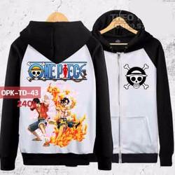 Áo Khoác One Piece ACE Luffy