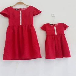 Đầm mẹ và bé Bảo Hân Fashion