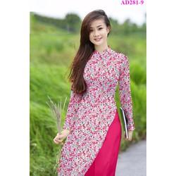Vải áo dài cực chất Tâm Hải