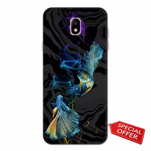 Ốp lưng Samsung Galaxy J7 Pro _Fish_3