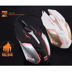 Mouse R8 1634 LED USB