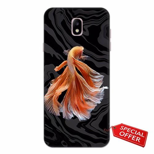 Ốp lưng Samsung Galaxy J7 Pro _Fish_2