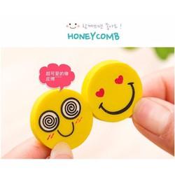 2 BỊCH GÔM MẶT CƯỜI I LOVE SMILE