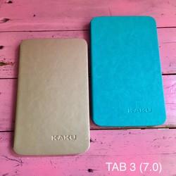 Bao da samsung Galaxy Tab 3 - 7inch hiệu Kaku