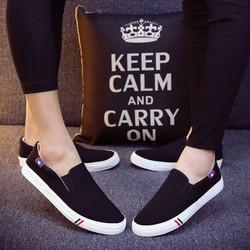 Giày Slip On Nam Nữ Mã T17