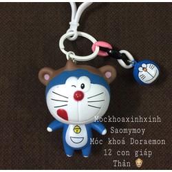 Móc khoá Doraemon 12 con giáp