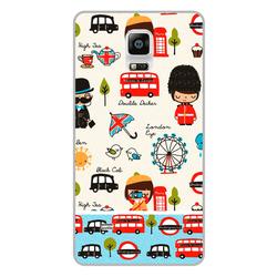 Ốp Lưng Sam Sung Galaxy Note 4 - Lon don 01