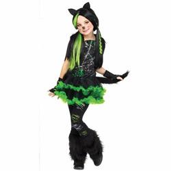 Váy Mèo - Trang Phục Hóa Trang Halloween Kool Kat
