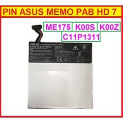PIN ASUS MEMO PAB HD 7