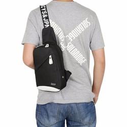 Túi đeo chéo nam hàn quốc  freeship