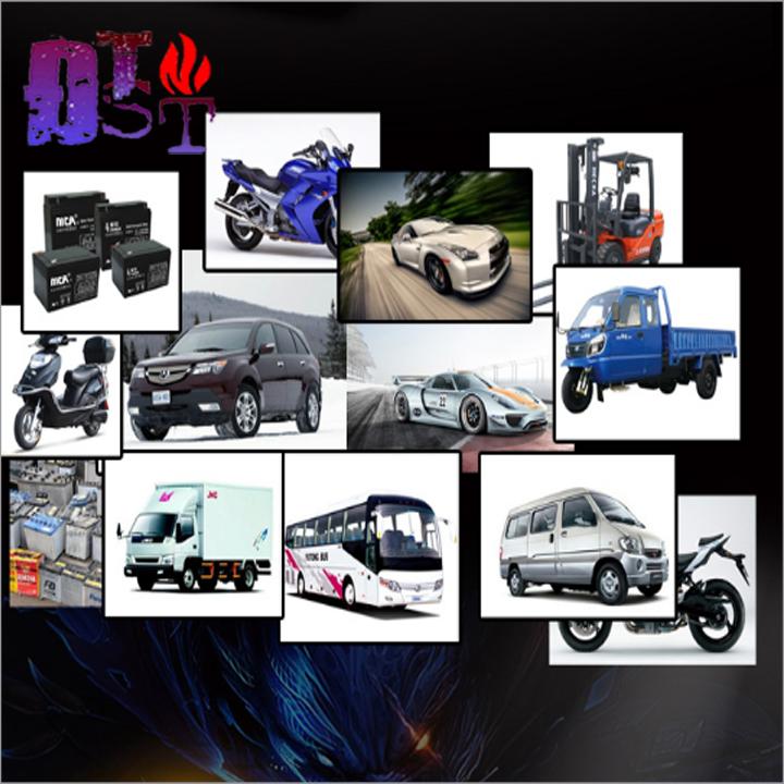 Sạc Acquy tự động 12V,24V 150Ah - Hiển thị LCD 9