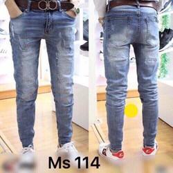 Quần jean nam kiểu - H6