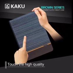 Bao da ipadd KAKU Brown Mini 1,2,3,4 Chính hãng