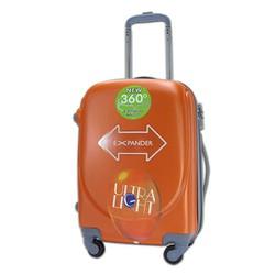 Vali nhựa 360 Mở rộng được xách tay 7Kg màu cam TL040