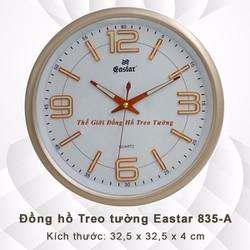 Đồng hồ Treo tường Tròn - Chữ số Lớn - Có Dạ quang
