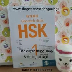 Giáo trình chuẩn HSK 1 Bài tập Kèm CD