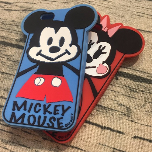 Ốp lưng Iphone 6 6s mickey