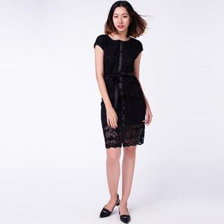 Đầm Ren Vintage Hity Đầm Ren - DRE045-ĐEN NOIR thumbnail