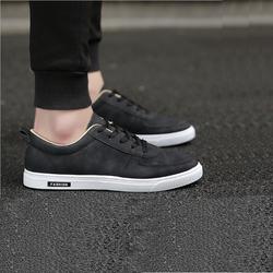 Giày nam đơn giản thanh lịch màu đen