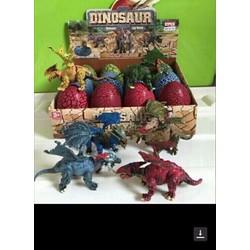 Bộ sưu tập 12 trứng khủng long