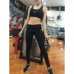 Quần dài tập gym nữ hàng VNXK
