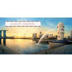 Combo du lịch Hà Nội - Singapore 5N4D
