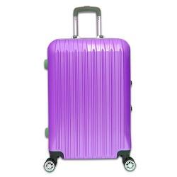 Vali nhựa cứng khung nhôm loại trung 6 tấc ký gởi 20Kg màu tím TL039
