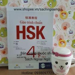 Giáo trình chuẩn HSK 4 Tập 2 Bài tập Kèm CD