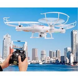 Máy bay điều khiển từ xa bằng qua remote Drone UFO X5C 4 cánh