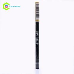 Chì vẽ mắt LOreal Super Liner Lasting Silky 01 Deep Black - MPA104