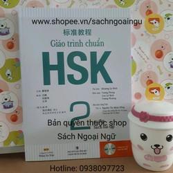 Giáo trình chuẩn HSK 2 Bài tập Kèm CD