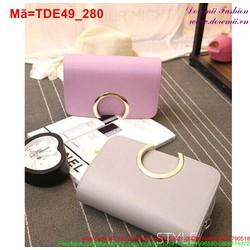 Túi đeo đi tiệc đi chơi thiết kế sang trọng dễ thương TDE49