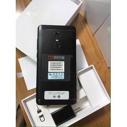 xiaomi redmi note 4x hàng nhập khẩu nguyên seal 32GB Đen