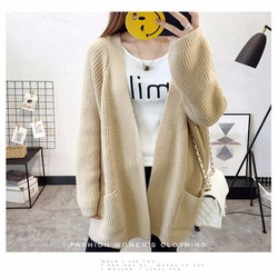 áo khoác len cadigan cực chất