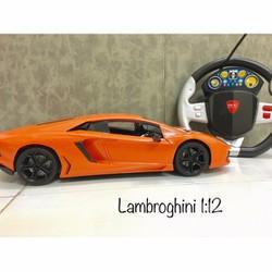 Xe oto điều khiển từ xa Lamborghini tỉ lệ 1:12