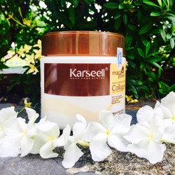 Hấp dầu đặc trị tóc hư tổn KARSEELL