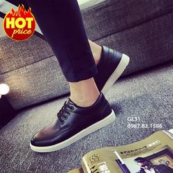 Giày Nam Đẹp Phong Cách Hàn Quốc