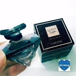 Nước hoa mini Lancome La Nuit xách tay Pháp