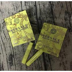 Nước hoa Vial Versace Yellow Diamond 1ml