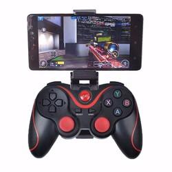 Tay cầm chơi game không dây bluetooth Terios T3