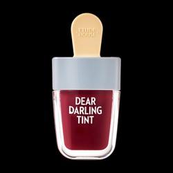 Son tintEtude House Dear Darling Water Gel Tint #RD306 Shark Red