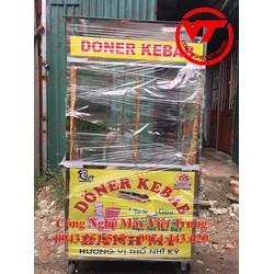 Xe bánh mì DONER KEBAB | Việt Trung